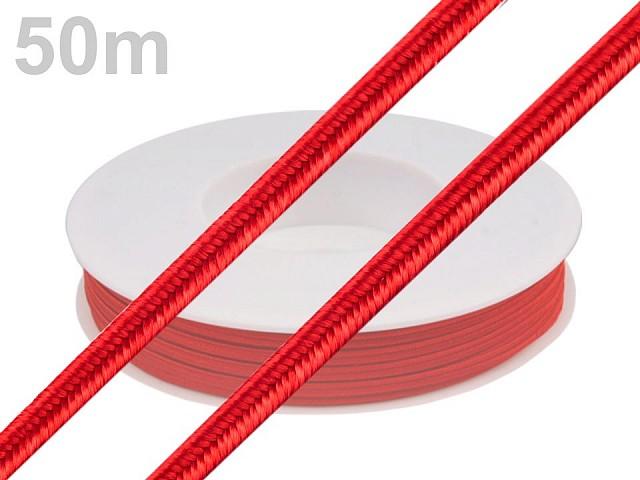 Tresse Soutache, largeur 3 mm, viscose