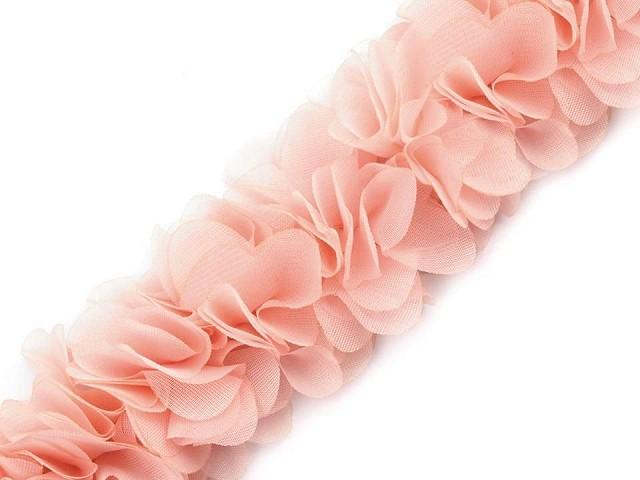 Prýmek na filcové pásce šíře 60 mm