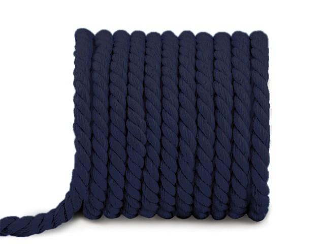 Bavlnená šnúra točená Ø10 mm