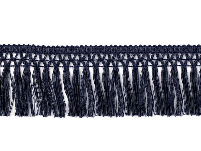 Bavlnené strapce šírka 55 mm