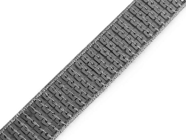 Flitrový prámik šírka 22 mm