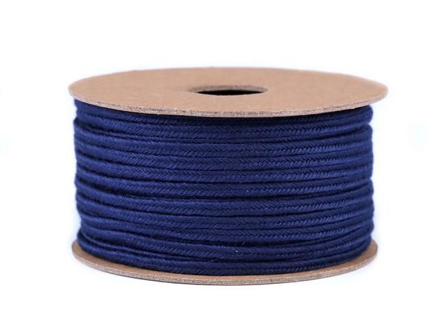 Bavlnená sutaška / prámik / povrázok šírka 4 mm