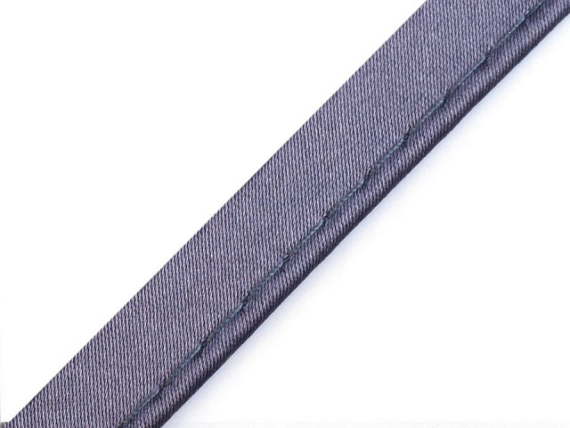 Saténová paspulka / kédr šíře 10 mm