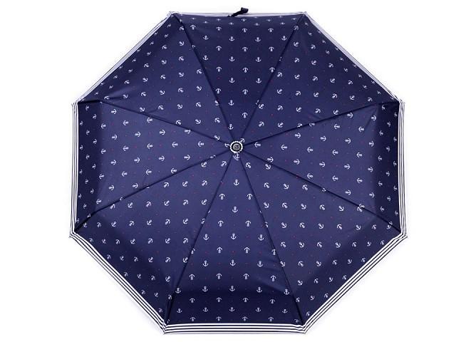 Skládací mini deštník kotvy