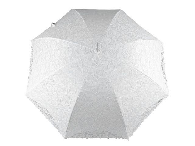 Dámsky dáždnik čipkový