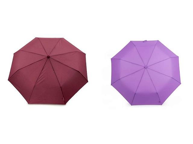 Umbrelă pliabilă femei, manuală