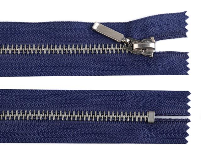 Messing / Metall Reißverschluss 6 mm Länge 14 cm für Jeans