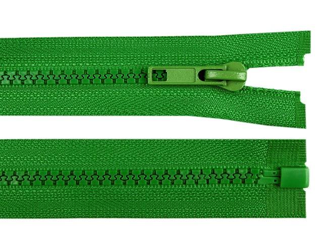 Kostený zips šírka 5 mm dĺžka 45 cm bundový