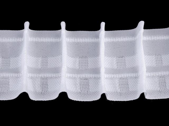 Záclonovka šírka 50 mm tužkové riasenie