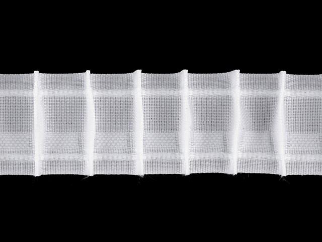 Záclonovka šírka 35 mm tužkové riasenie