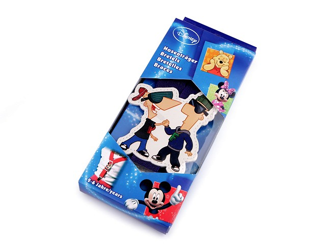 Traky detské Disney