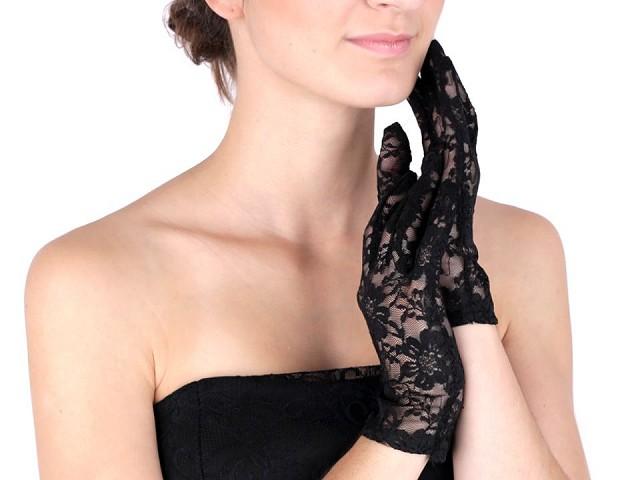 Spitzen Handschuhe