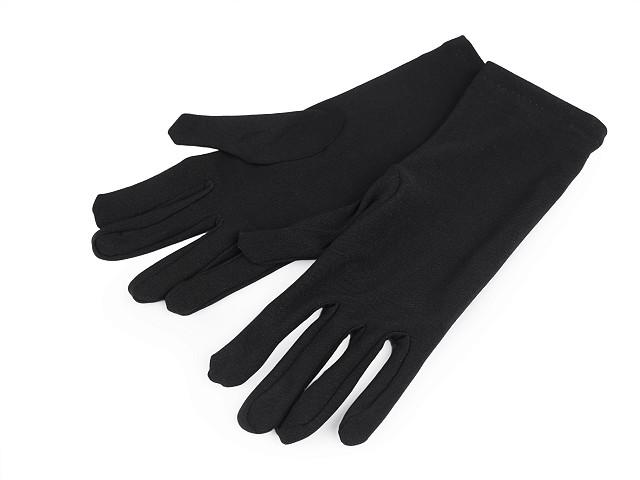 Společenské rukavice dámske