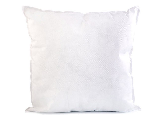 Vankúš / výplň PES duté vlákno guličky 45x45 cm 300 g