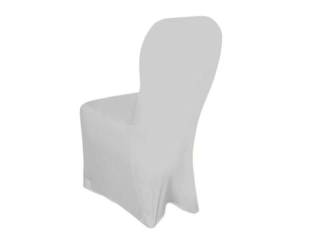 Elastický návlek na stoličku hladký