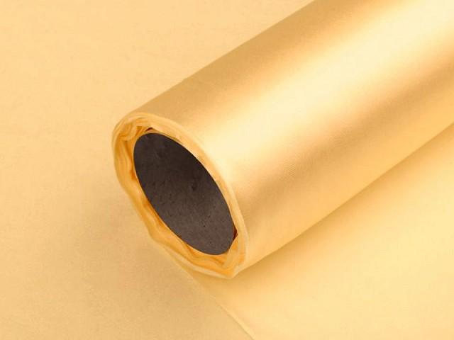 Satén jednostranný / stuha šíře 14 cm