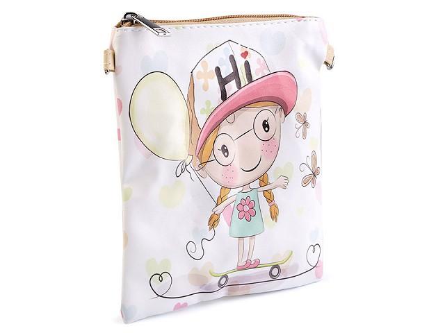 Dívčí kabelka 14x18 cm