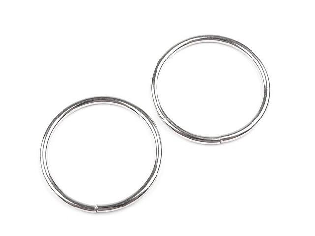 Metallring Ø30 mm für Lederware