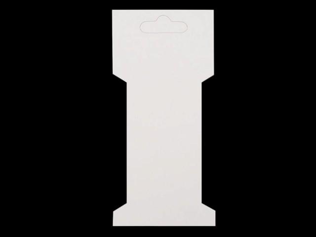 Wickelkarte 6,6x13,5 cm