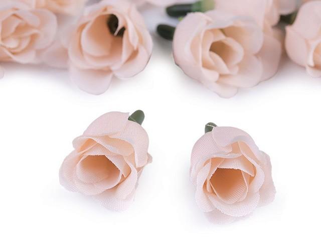Blüte Rose Ø25 mm