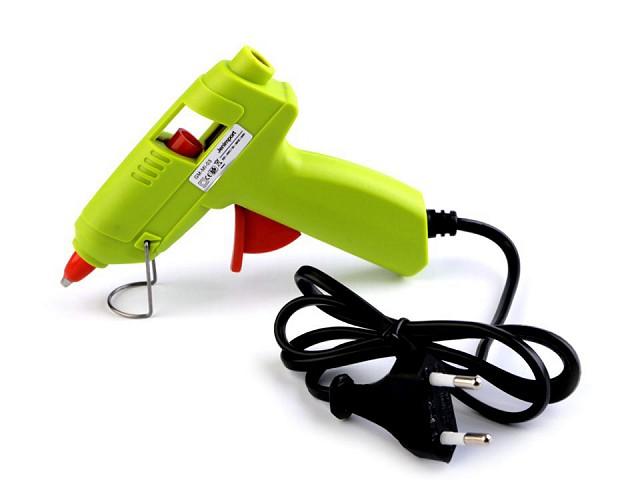 Pistol de lipit cu silicon, Ø7-8 mm
