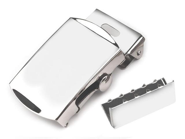 Cataramă și terminație pentru curea, 30 mm
