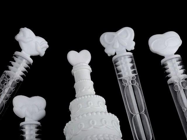 Baloane săpun, decorațiune nuntă