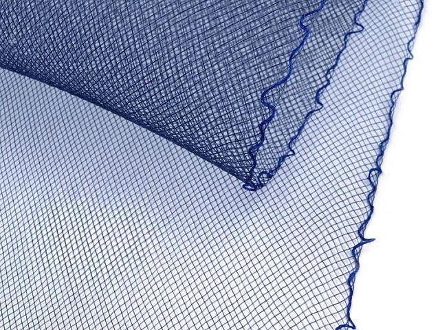 Modistická krinolína na vyztužení šatů a výrobu fascinátorů šíře 16 cm