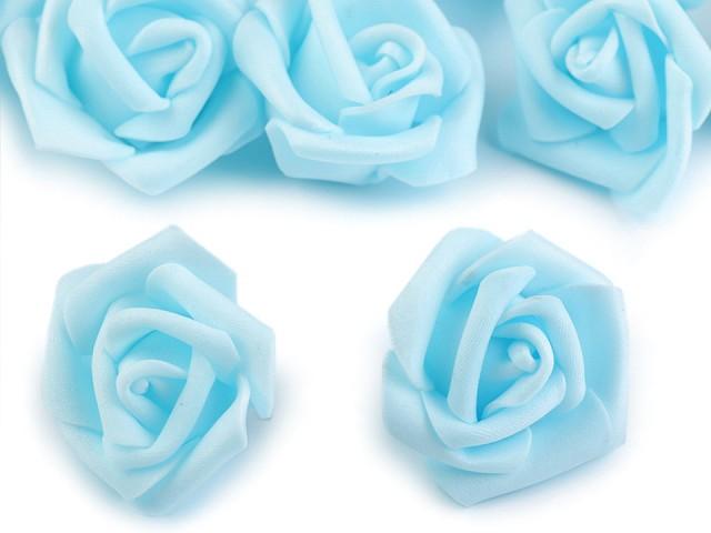 Dekorační pěnová růže Ø4 cm