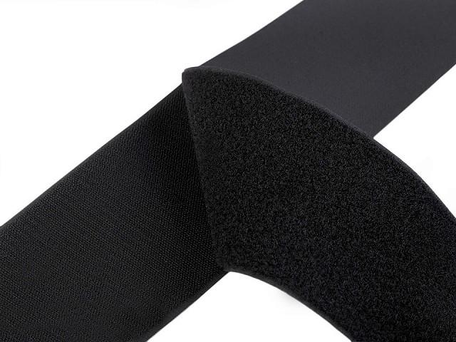 Suchý zips háčik + plyš šírka 10 cm