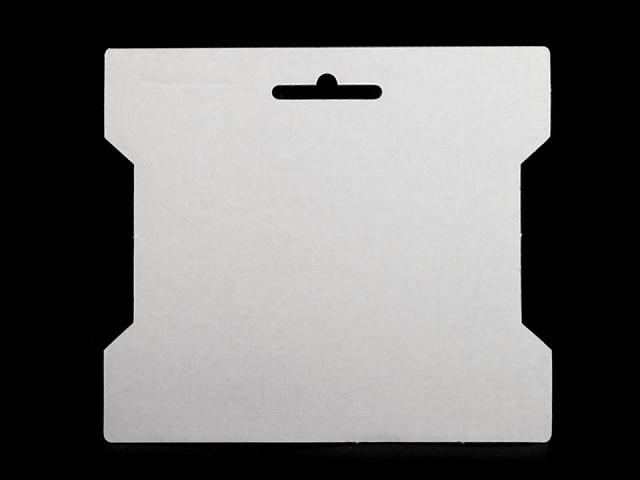 Papierová karta 14x16,3 cm