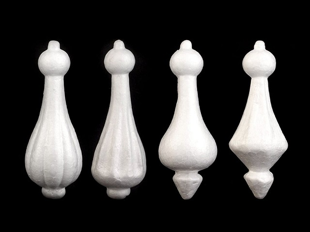 Špice / věžička délka 15 cm polystyren