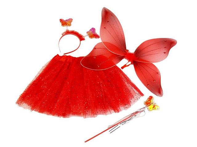 Karnevalový kostým - motýlia víla