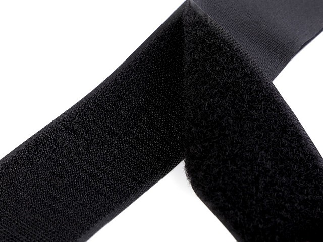 Suchý zips háčik + plyš šírka 50 mm