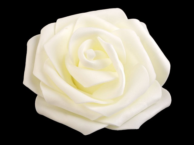 Dekoration Rose Ø9 cm