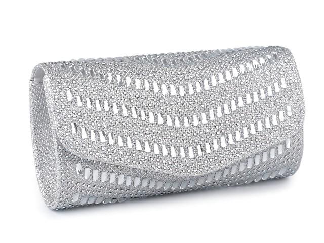 Kabelka - psaníčko s broušenými kamínky