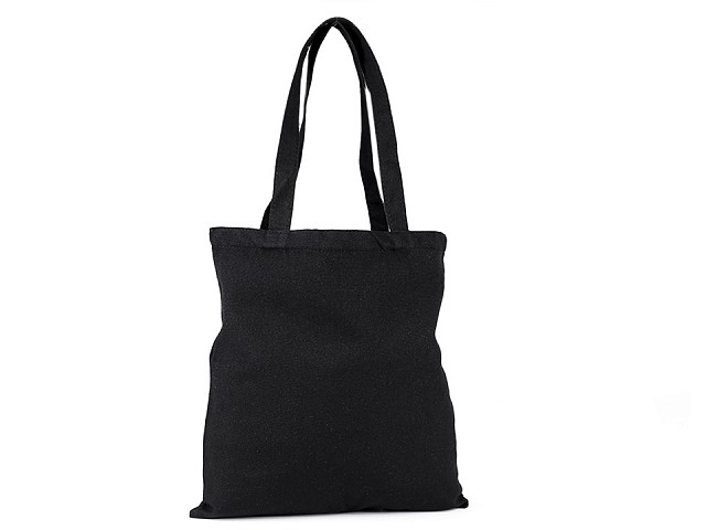 Textilní taška bavlněná k dotvoření 35x39 cm