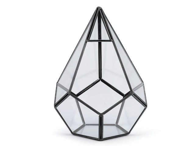 Jehlan 16x22 cm aerárium / florárium