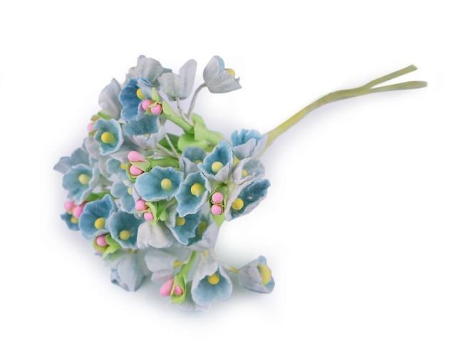 Buchet flori decorative, Ø25 mm