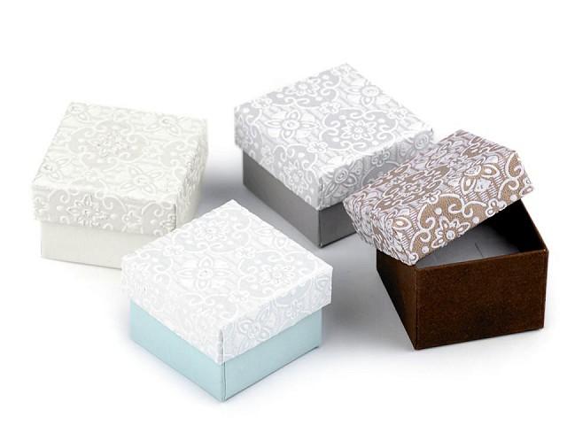 Krabička 5x5 cm