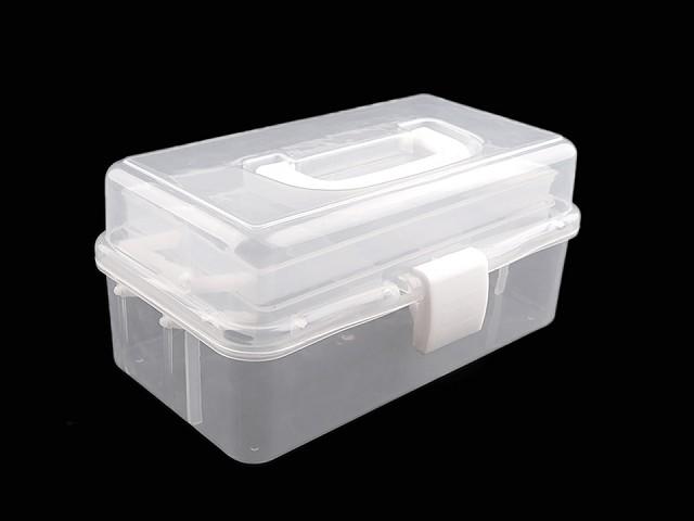 Plastový box / kufřík rozkládací