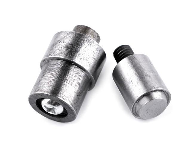 Piston na nitovanie lesklých priechodiek Ø12 mm