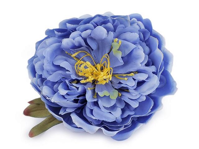 Umelý kvet pivonie s piestikmi