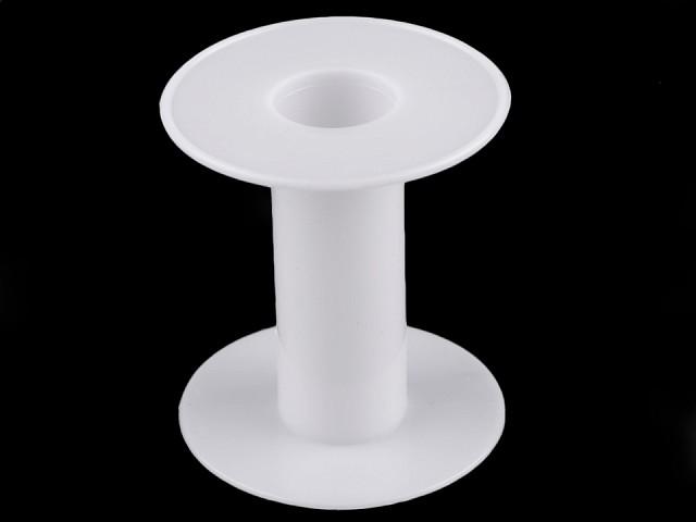 Plastová cievka 6x6,6 cm