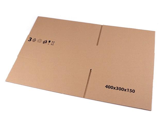Kartonová krabice 40x30x15 cm