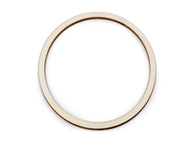 Drevený kruh na lapač snov Ø20 cm