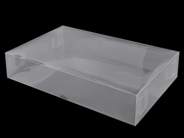 Plastová krabička s vekom