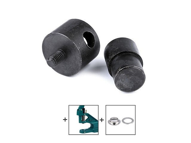 Piston na vysekávanie dier  Ø12; 18; 20 mm