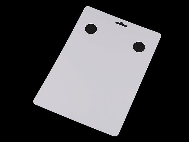 Karta na vystavenie šatky 21x29,7 cm