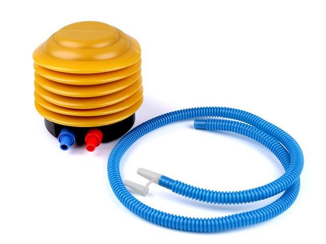 Pumpička k nafukování balónků nožní - šlapací